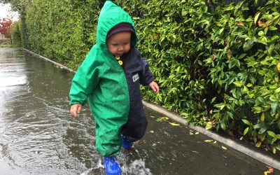 4 Tips for Getting Outside in the Rain