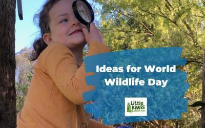Ideas for World Wildlife Day