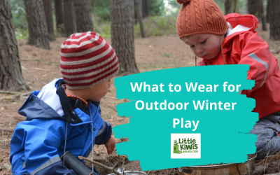 What to Wear for Outdoor Winter Play
